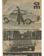 Autó-motor 1971. (teljes)