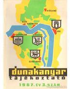 Dunakanyar tájékoztató 1967. év 3. szám