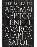 A római nép története a városalapításától 6.