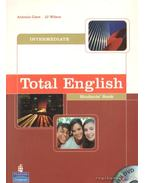 Total English intermediate students' book