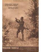 Magyar Vadász 1960. augusztus 8. szám