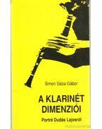 A klarinét dimenziói