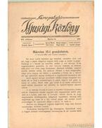 Sárospataki Ifjúsági Közlöny 1930. XLV. évfolyam