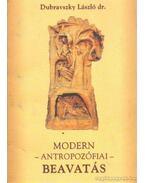 Modern antropozófiai beavatás