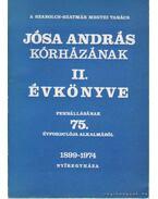 Jósa András Kórházának II. évkönyve