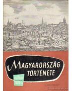 Magyarország története I-III. kötet