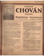 Chován Kálmán szerzeményei és átdolgozásai zongorára