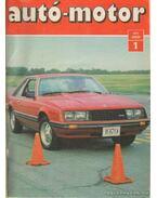 Autó-motor 1979 teljes (1-24. szám)