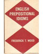 English Prepositional Idioms