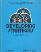 Developing strategies students' book strategies 3