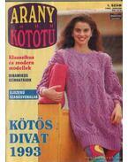 Arany Kötőtű 1993. (teljes évfolyam)