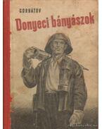 Donyeci bányászok