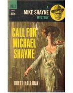 Call for Michael Shayne