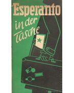 Esperanto in der Tasche
