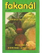 Fakanál 44. 1994/5. - 101 recept káposztafélékből