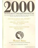 2000 Irodalmi és Társadalmi havi lap MCMXCII június