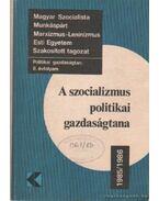 A szocializmus politikai gazdaságtana