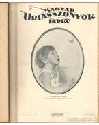 Magyar Uriasszonyok Lapja 1932. IX. évf. I-II. (teljes évfolyam)