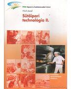 Sütőipari technológia II.