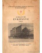 A Kisújszállási Móricz Zsigmond Gimnázium és Szakközépiskola 250. évi jubileumi évkönyve 1966/67.