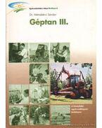 Géptan III.