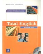 Total English upper intermediate students' book