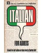 Italian for adults