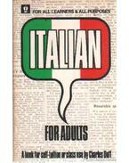 Italian for adults