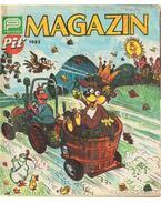 Pajtás Magazin - Pif 1982.