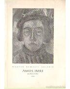 Ámos Imre 1958