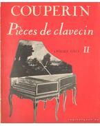 Piéces de clavecin II.