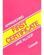 Approaching First Certificate