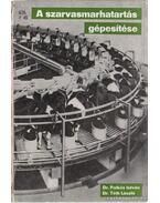 A szarvasmarhatartás gépesítése