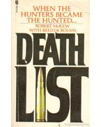 Death List - McKew, Robert, de Rouen, Reed