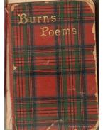 The poetical works of Robert Burns (mini)