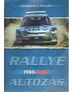 Ralle autózás 1980-2000