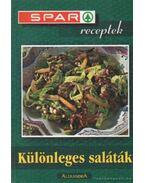 Különleges saláták