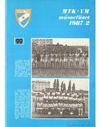 MTK-VM műsorfüzet 1987/2