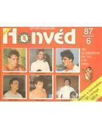 Honvéd sportmagazin 1987/6