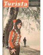 Turista 1968. 1969. teljes (2 évfolyam egybekötve)
