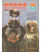 Vasas nyári műsorfüzet 1984/II.