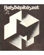 Belsőépítészet '74 kiállítás