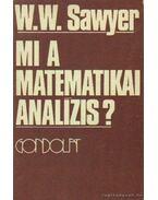 Mi a matematikai analízis?