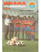Vasas téli műsorfüzet 1983/III.