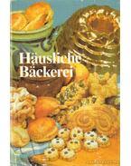 Häusliche Bäckerei
