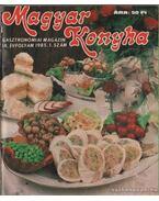 Magyar Konyha 1985. IX. évfolyam (teljes)