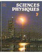 Sciences physiques 3.