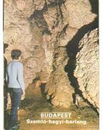 Budapest - Szemlő-hegyi-barlang
