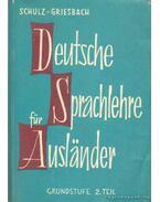 Deutsche sprachlehre für auslander 2.