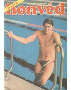 Hajrá Hondvéd programmagazin 1983. V. 1 - Sándor György